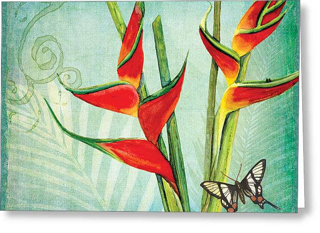 Frond Greeting Cards - Morning Light - Serenity Greeting Card by Audrey Jeanne Roberts