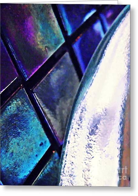 Raw Photography Greeting Cards - Mosaic 14 Greeting Card by Sarah Loft