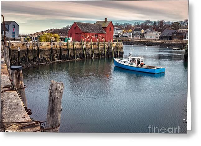 Motif Number 1 Greeting Card by Scott Thorp