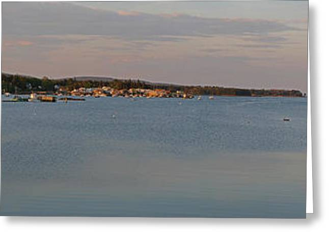 Coastal Maine Greeting Cards - Mount Desert Island Greeting Card by Juergen Roth
