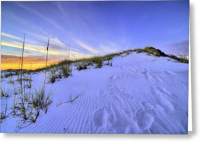 Mount Destin Greeting Card by JC Findley