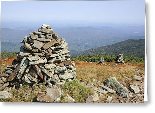 Back Country Greeting Cards - Mount Moosilauke - White Mountains New Hampshire Greeting Card by Erin Paul Donovan