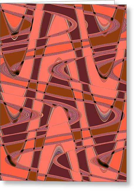 Missoula Greeting Cards - MoveOnArt Wave Time 4 Greeting Card by Jacob Kanduch