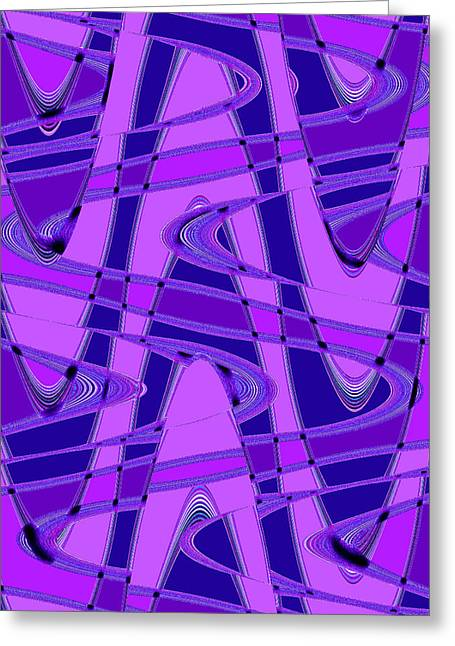 Missoula Greeting Cards - MoveOnArt Wave Time 5 Greeting Card by Jacob Kanduch