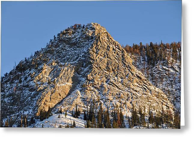 Mt. Royal Greeting Card by Tobin Truslow