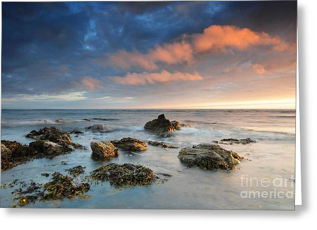 Muasdale, Kintyre Greeting Card by Stephen Smith