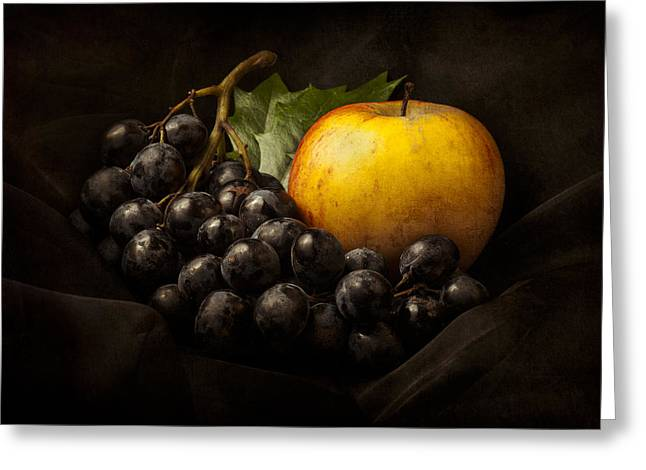 Still Life Greeting Cards - Nature Morte #2 Greeting Card by Jerome Zakka Bajjani