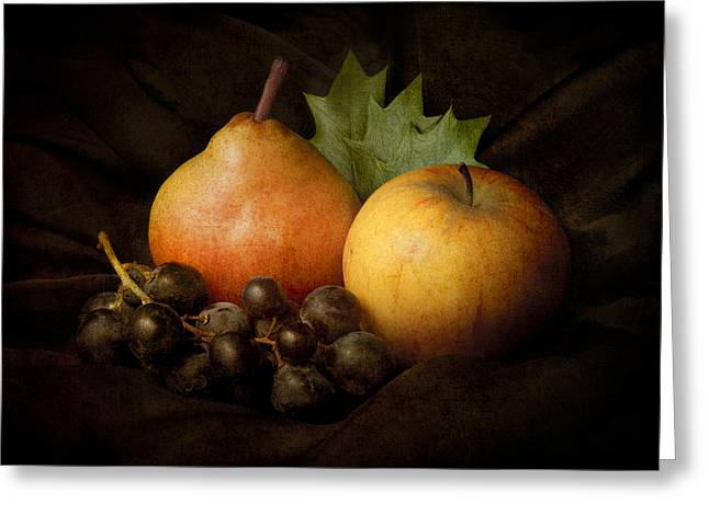 Still Life Greeting Cards - Nature Morte #3 Greeting Card by Jerome Zakka Bajjani