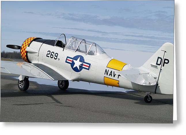 Naval Aviation Greeting Cards - NavalAir Greeting Card by Robert Trauth