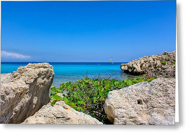 Nature Greeting Cards - Nearly Paradise Greeting Card by John Bailey