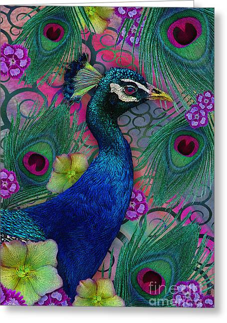 Bird Of Paradise Greeting Cards - Nemali Dreams Greeting Card by Christopher Beikmann