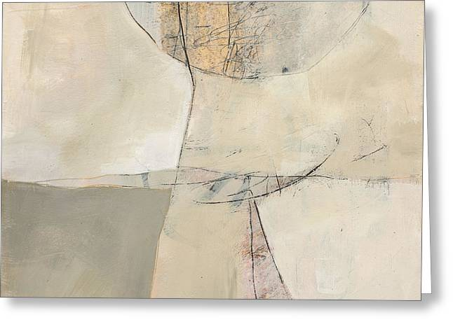 Neutral Colors Greeting Cards - Neutral 11 Greeting Card by Jane Davies