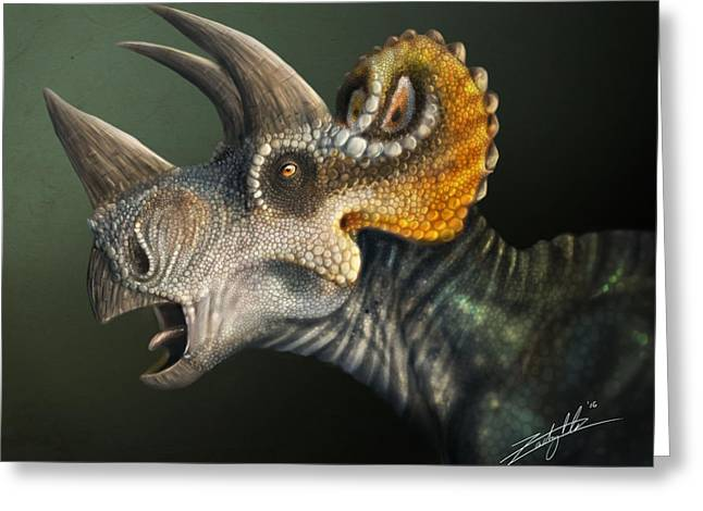 New Species of Judithian Ceratopsian by TPI