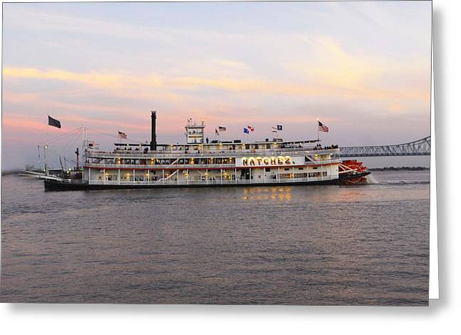 Eye4life Photography Greeting Cards - New Orleans Artwork Greeting Card by Alicia Morales