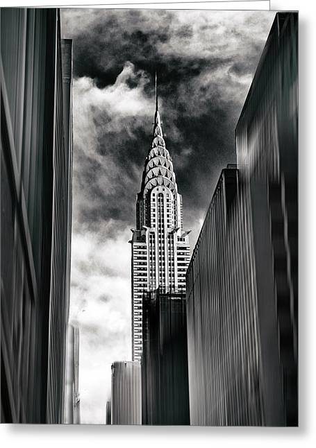 New York State Of Mind Greeting Card by Jessica Jenney
