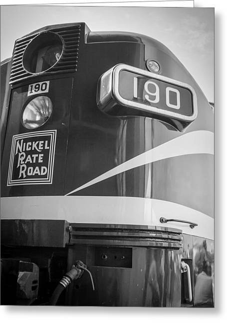 Alco Locomotives Greeting Cards - No. 190 2246 Greeting Card by Rob Crawford