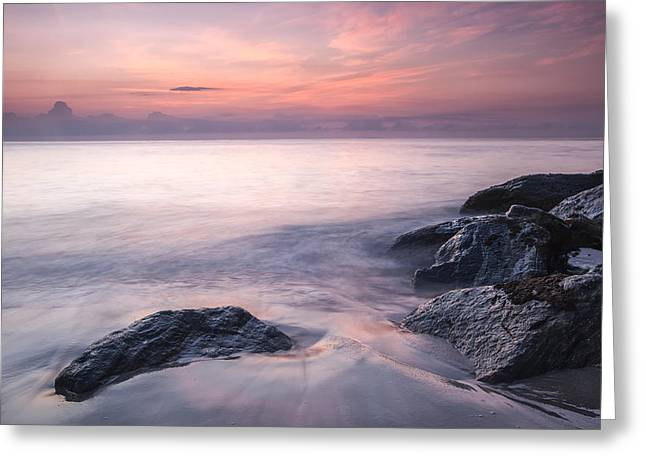 Boynton Greeting Cards - No Troubles Greeting Card by Jon Glaser