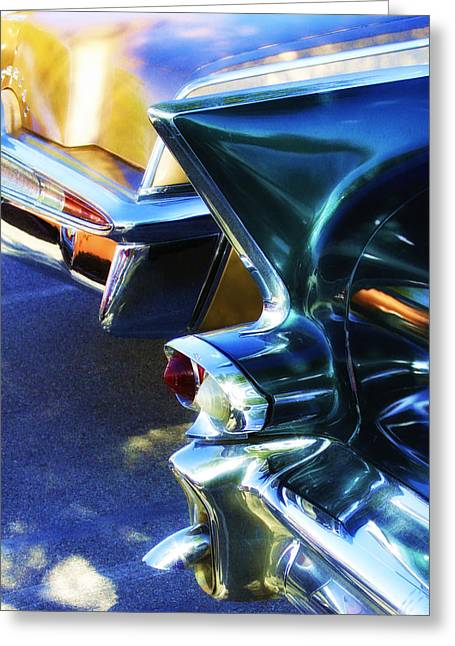 Auction Greeting Cards - Nostalgia Greeting Card by William Dey