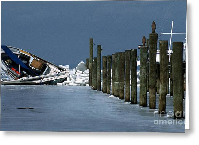 Beach Photography Greeting Cards - Note To Self Greeting Card by Skip Willits
