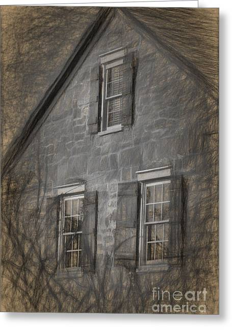 Artistic Photography Greeting Cards - O C Whites Greeting Card by C W Hooper