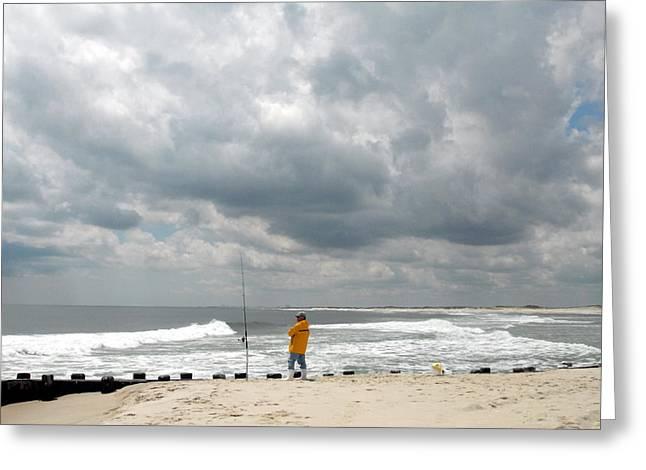 Ocean 17 Greeting Card by Joyce StJames