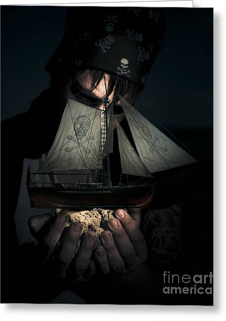 Ocean Treasure Greeting Card by Jorgo Photography - Wall Art Gallery