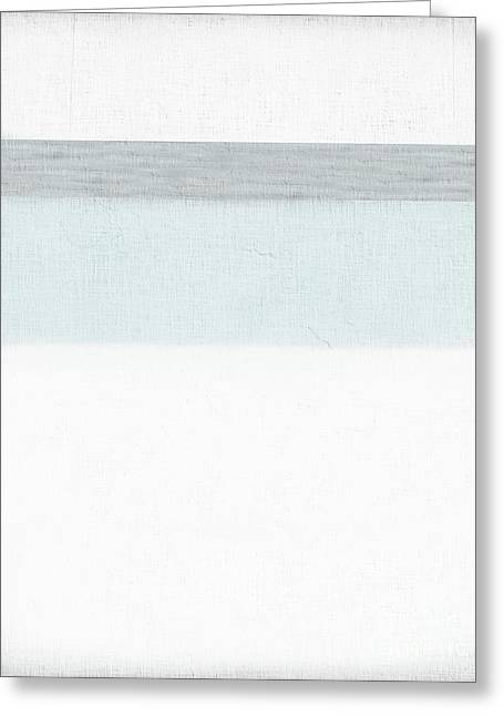 Abstract Expression Greeting Cards - Ocean Winds no.2 Greeting Card by Violeta Bocage