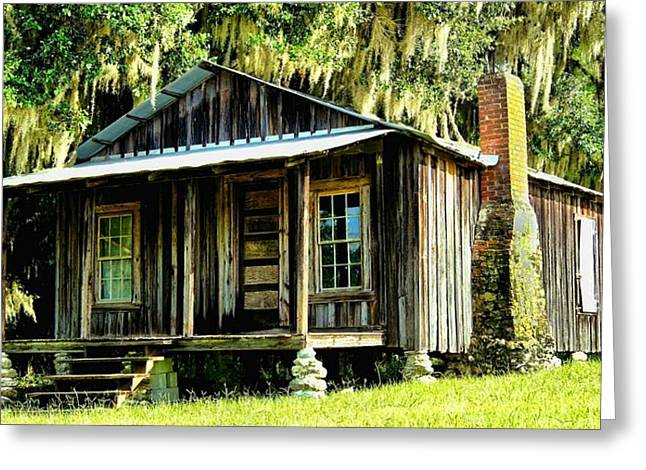 Old Home Place Greeting Cards - Old Home Place Greeting Card by Barbara Jackson