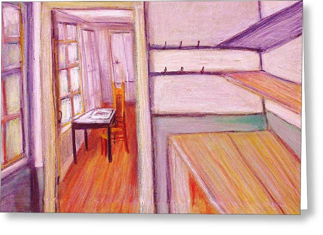 Olson House Greeting Cards - Olson house pantry in Maine USA Greeting Card by Paul  Crimi
