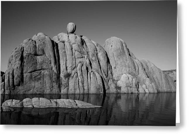 Watson Lake Greeting Cards - On Point Greeting Card by Selina Scruggs
