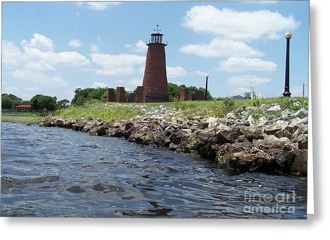 On The Rocks Greeting Card by Jack Norton