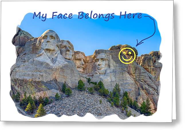 Short Sleeves Greeting Cards - One More Greeting Card by John Bailey