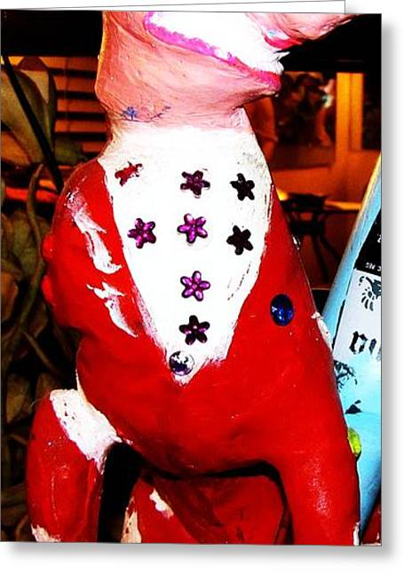 Print Sculptures Greeting Cards - One To  Many Greeting Card by HollyWood Creation By linda zanini