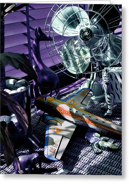 Airoplane Greeting Cards - Only Angels Have Wings Greeting Card by Charles Stuart