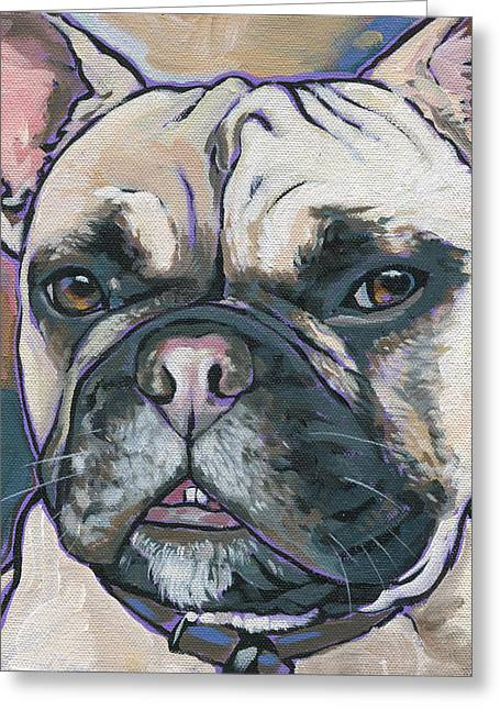 Nadi Spencer Greeting Cards - Opie Greeting Card by Nadi Spencer