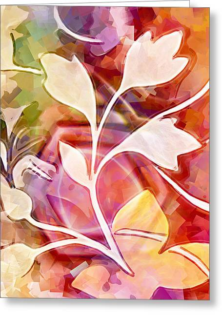 Home Decor Greeting Cards - Organic Colors Greeting Card by Home Decor