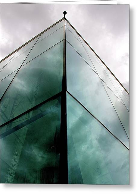 Oslo Greeting Cards - Oslo Opera Norway 157 Greeting Card by Per Lidvall