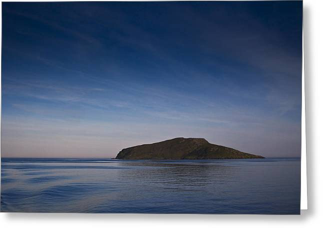 Gabor Pozsgai Greeting Cards - Outer Hebrides in sunset Greeting Card by Gabor Pozsgai