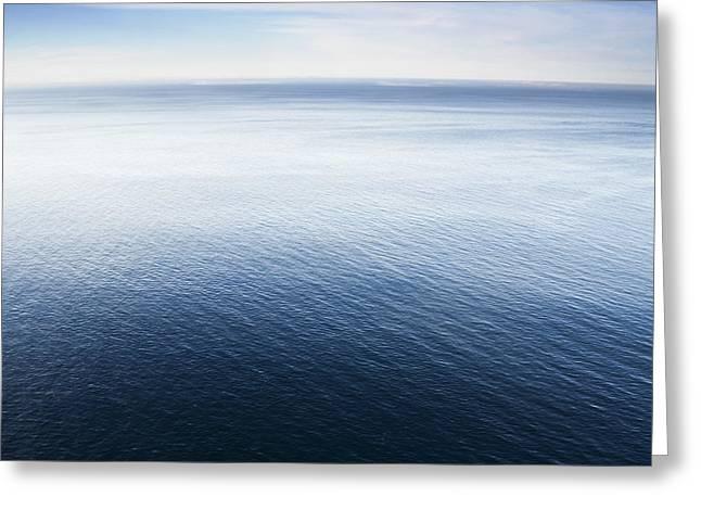 Big Sur Greeting Cards - Pacific Ocean Big Sur California Greeting Card by Sebastian Kennerknecht