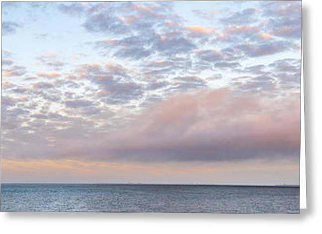 Ocean Art Photography Greeting Cards - Paddling Out Greeting Card by Jon Glaser