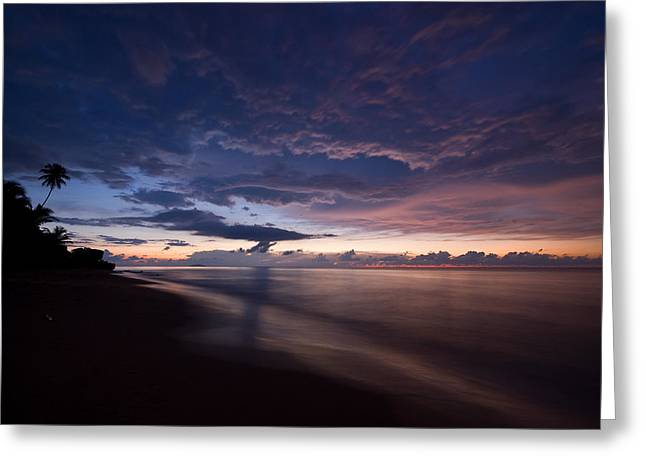 Rincon Beach Photographs Greeting Cards - Paradise Greeting Card by John Magor