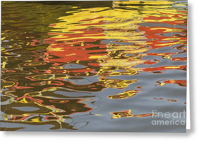 Reflex Greeting Cards - Paraty 2 Greeting Card by Eduardo Moreira