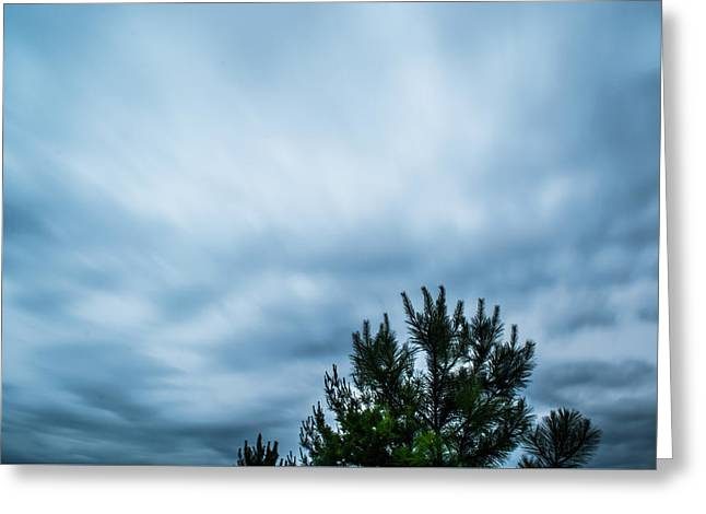 Usa Photographs Greeting Cards - Passing Storms Greeting Card by Shelby  Young