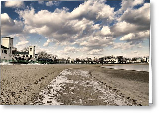 York Beach Greeting Cards - Patches Greeting Card by Diana Angstadt