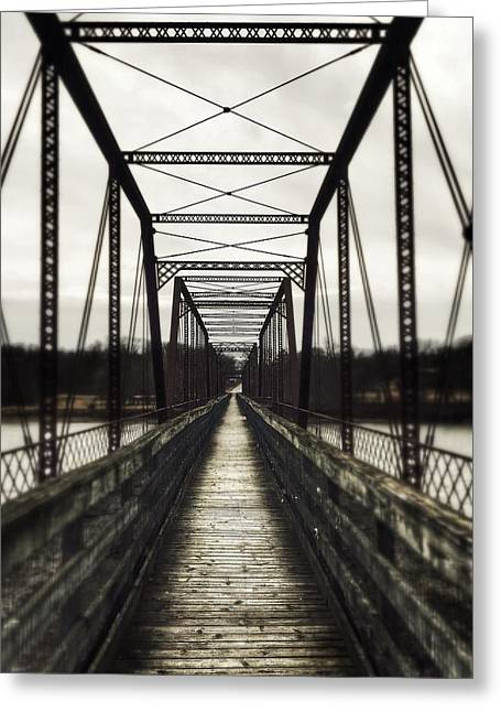 Path To Nowhere Greeting Card by Jame Hayes