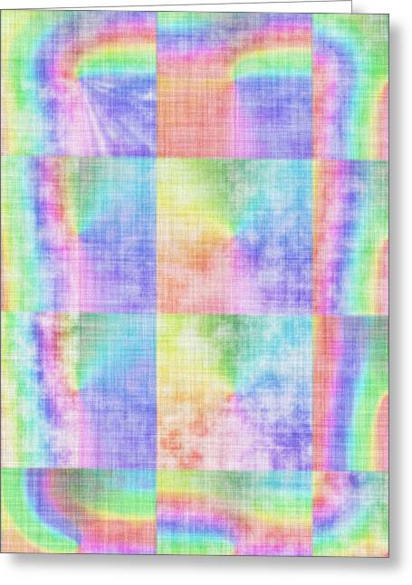 Beauty Mark Greeting Cards - Pattern21 Greeting Card by Mark Brooks