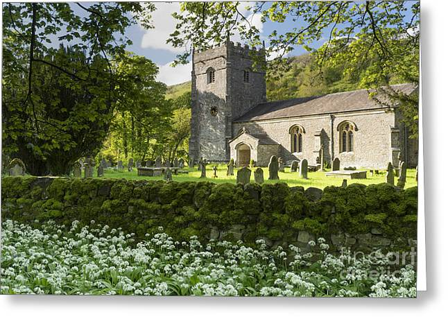 Beautiful Scenery Greeting Cards - Peace And Tranquility In The Yorkshire Dales Greeting Card by John Potter