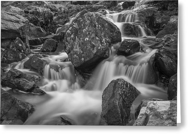 Beautiful Creek Greeting Cards - Peaceful Waters Greeting Card by Ian Mitchell