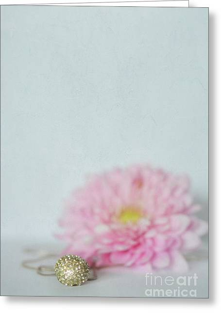 Pendants Greeting Card by SK Pfphotography