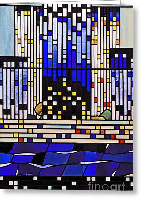 Pentecost Greeting Cards - Pentecost III. Greeting Card by Stan Pritchard